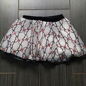 Disney skirt for little girls 😍😍!!